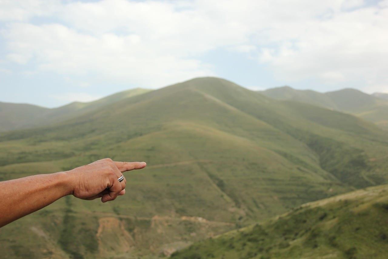Armenia De Viaje Montañas Colombia
