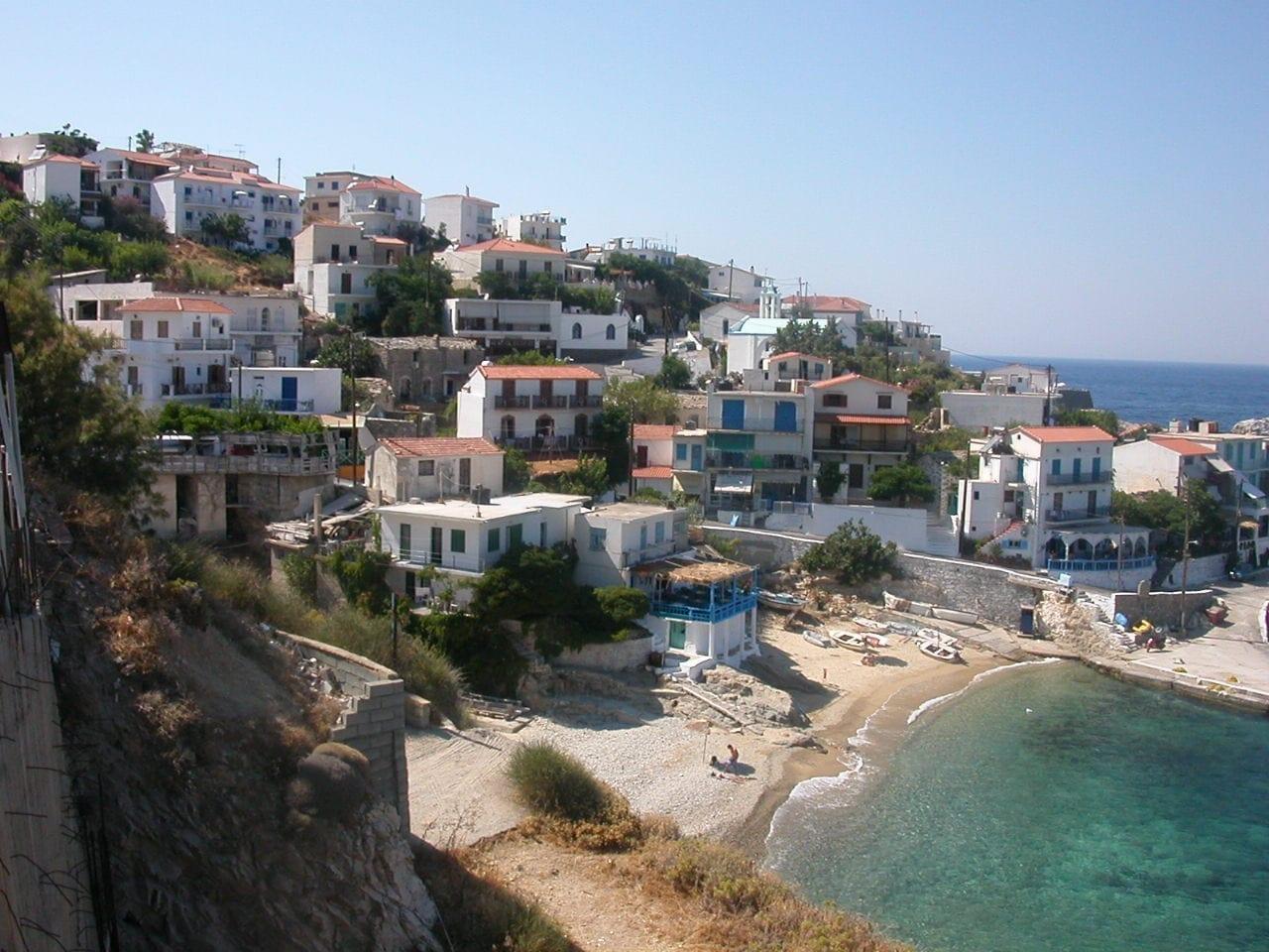 Armenistis Ikaria Grecia