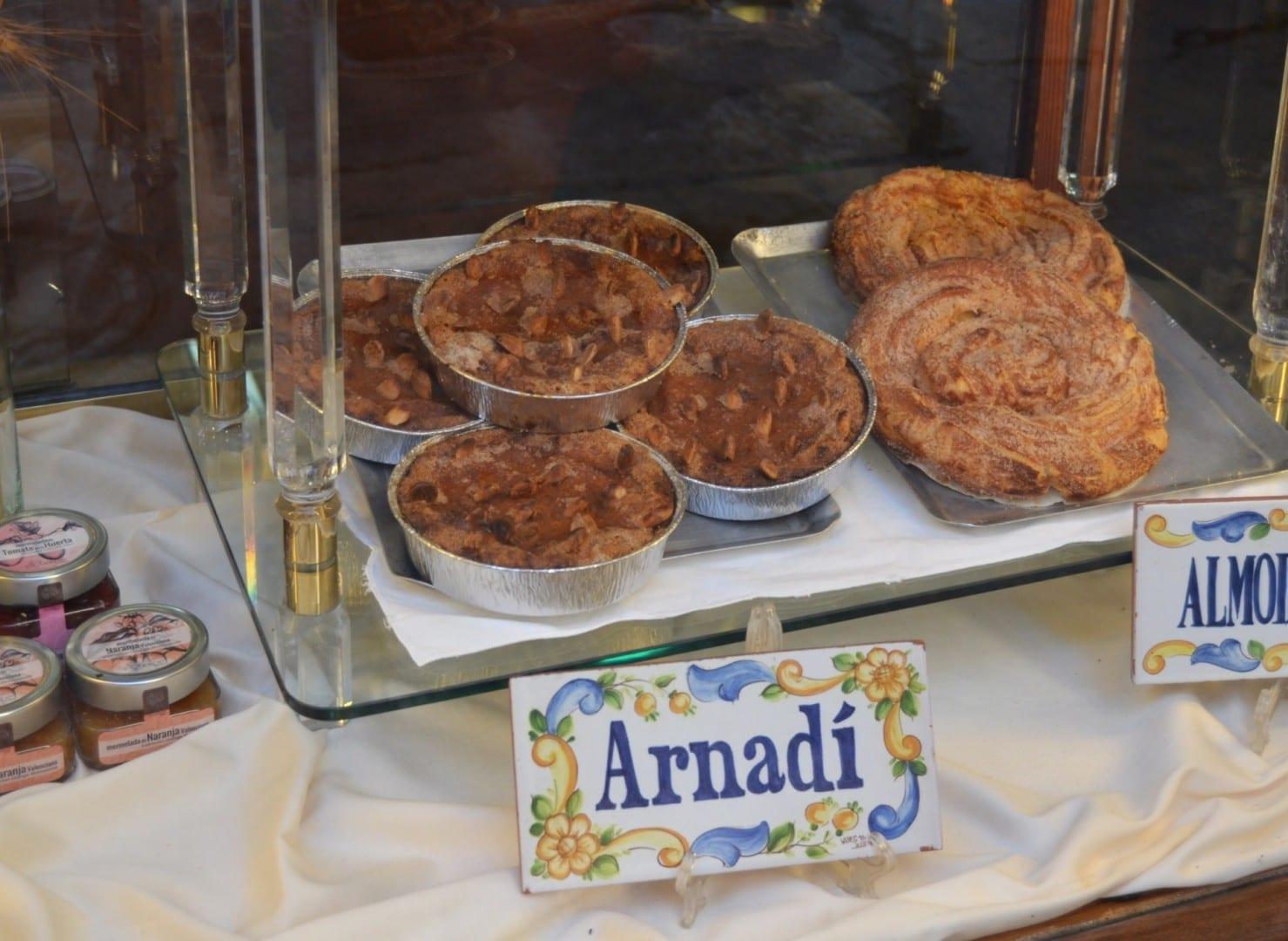 Arnadí y almoixàvena Xativa España