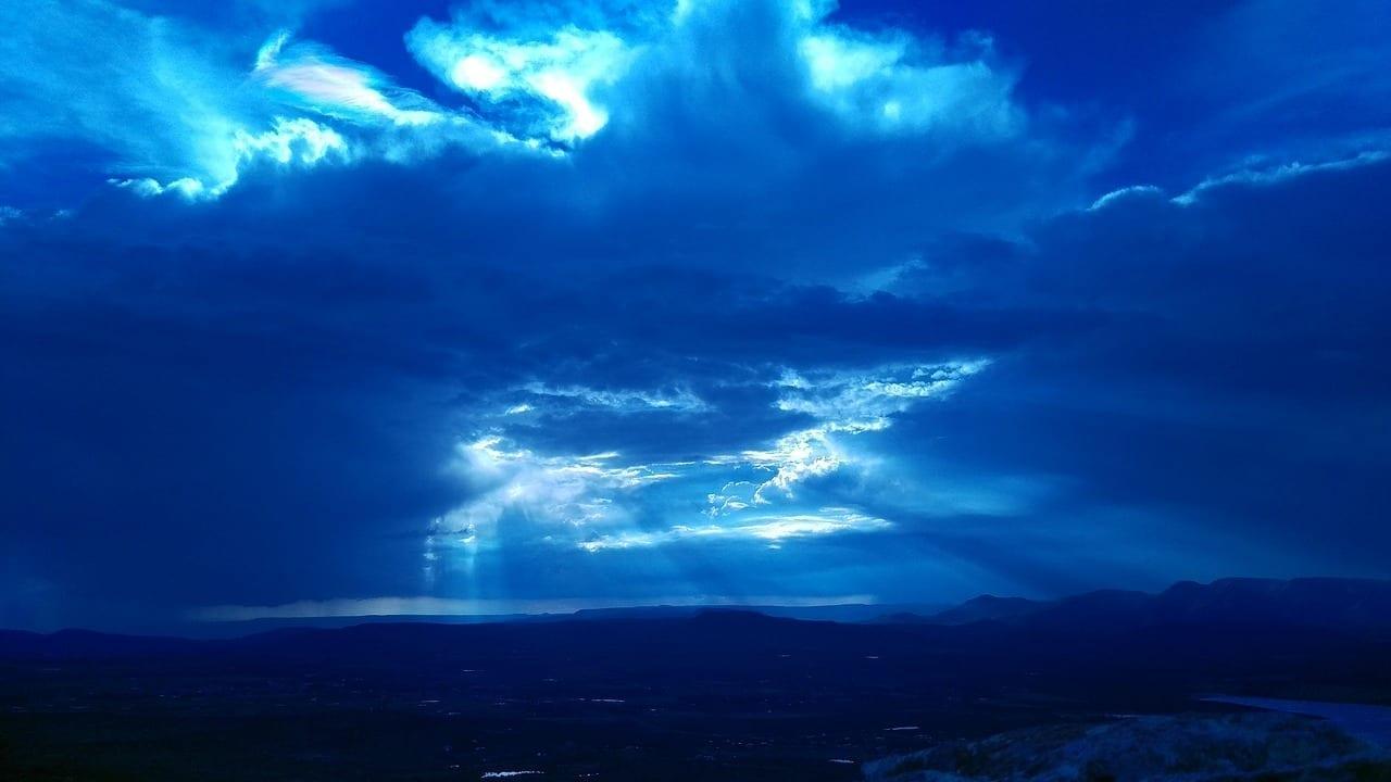 Atardeceres Aguascalientes Puesta Del Sol Azul México