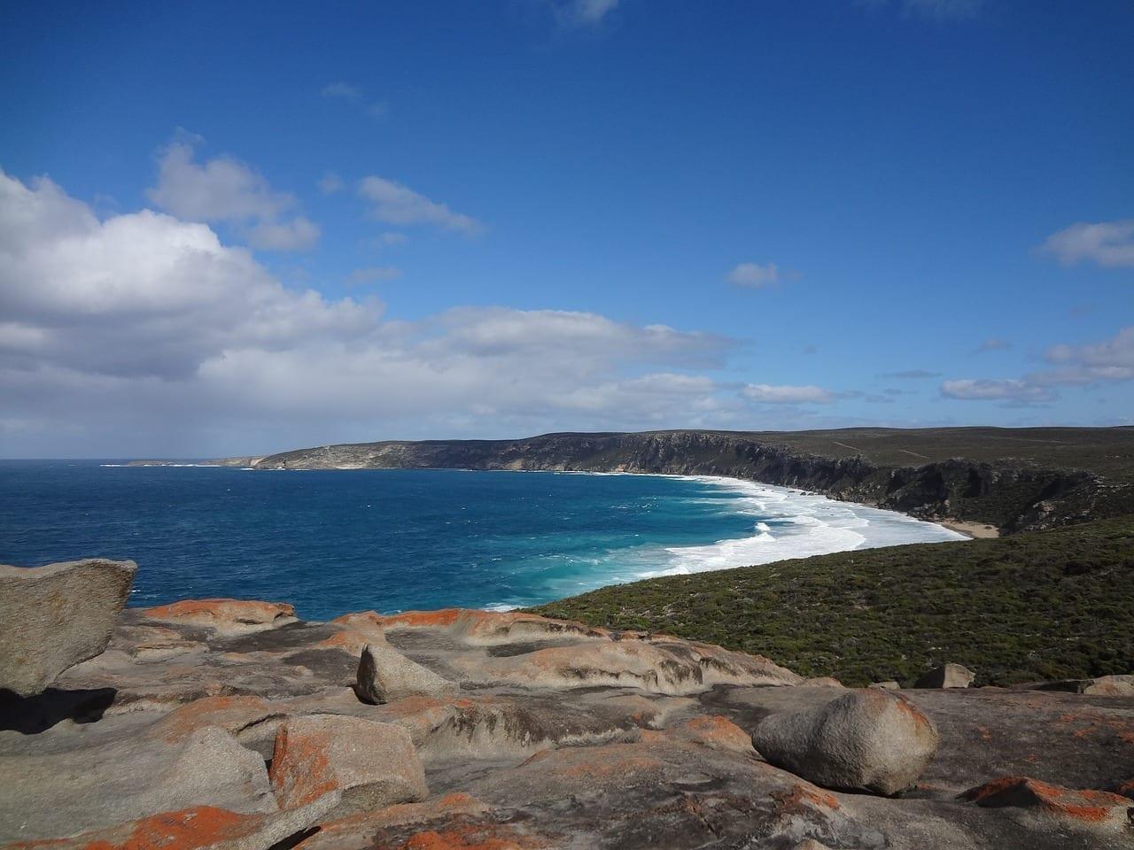 Australia Del Sur Kangaroo Island Mar Australia