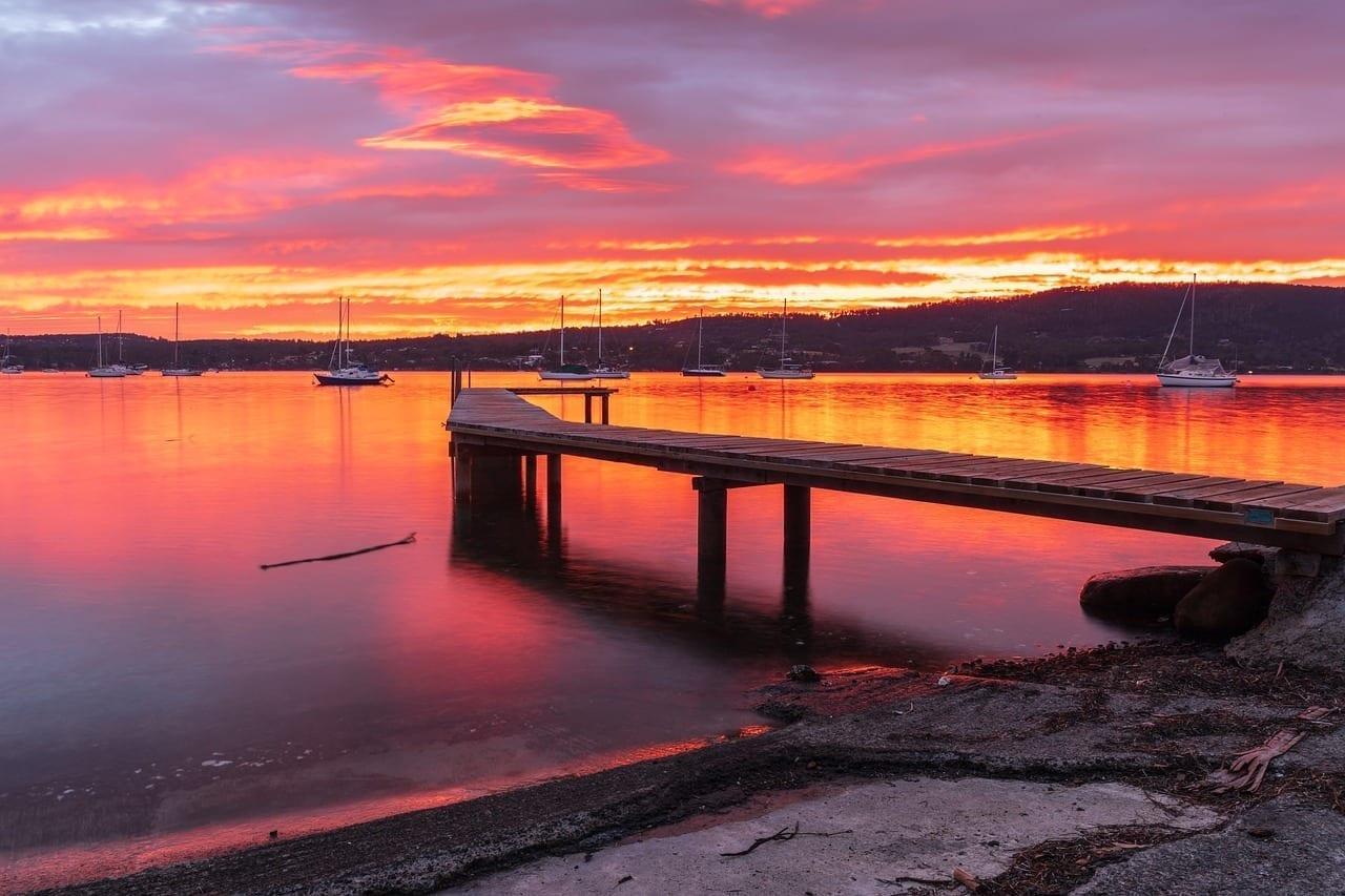 Australia Tasmania Margate República de Sudáfrica