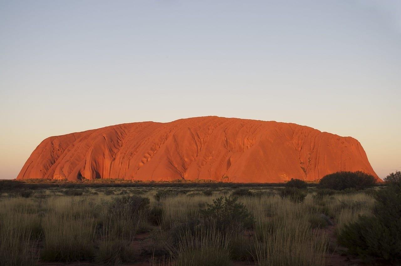 Ayers Rock Uluru Australia Australia
