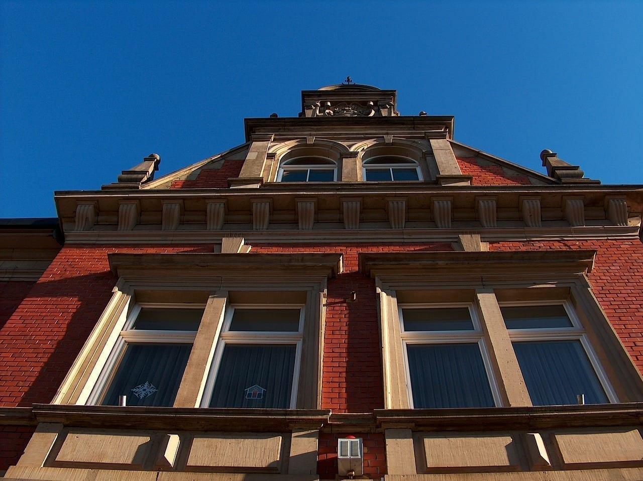 Ayuntamiento Hockenheim La Construcción De Alemania