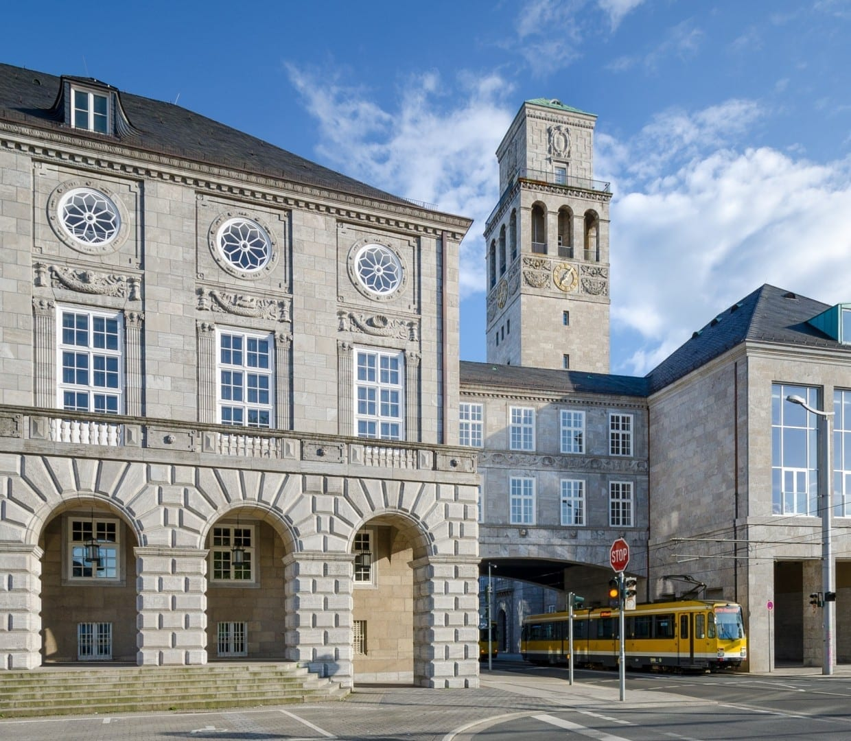 Ayuntamiento Mülheim an der Ruhr Alemania