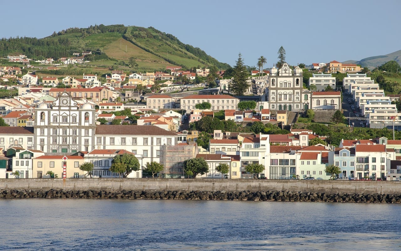 Azores Horta Puerto Portugal