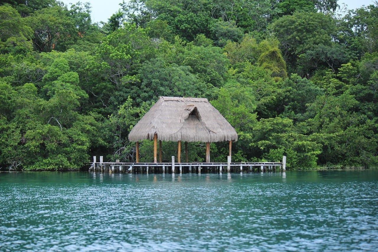 Bacalar Mar Agua México