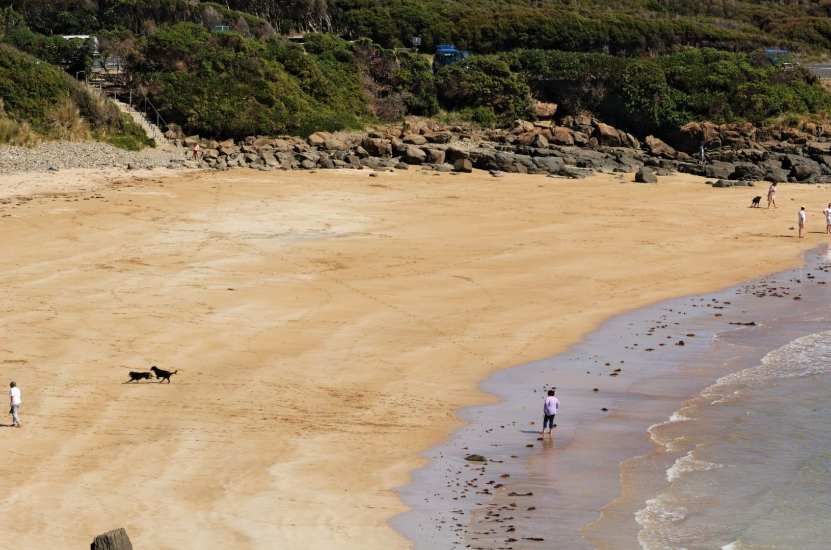 Back Beach Devonport Devonport Australia