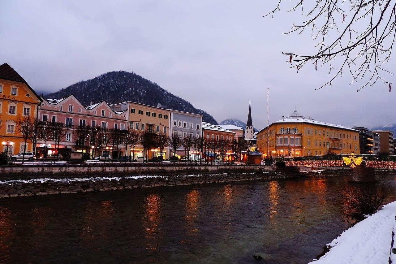 Bad Ischl Salzkammergut Austria Austria