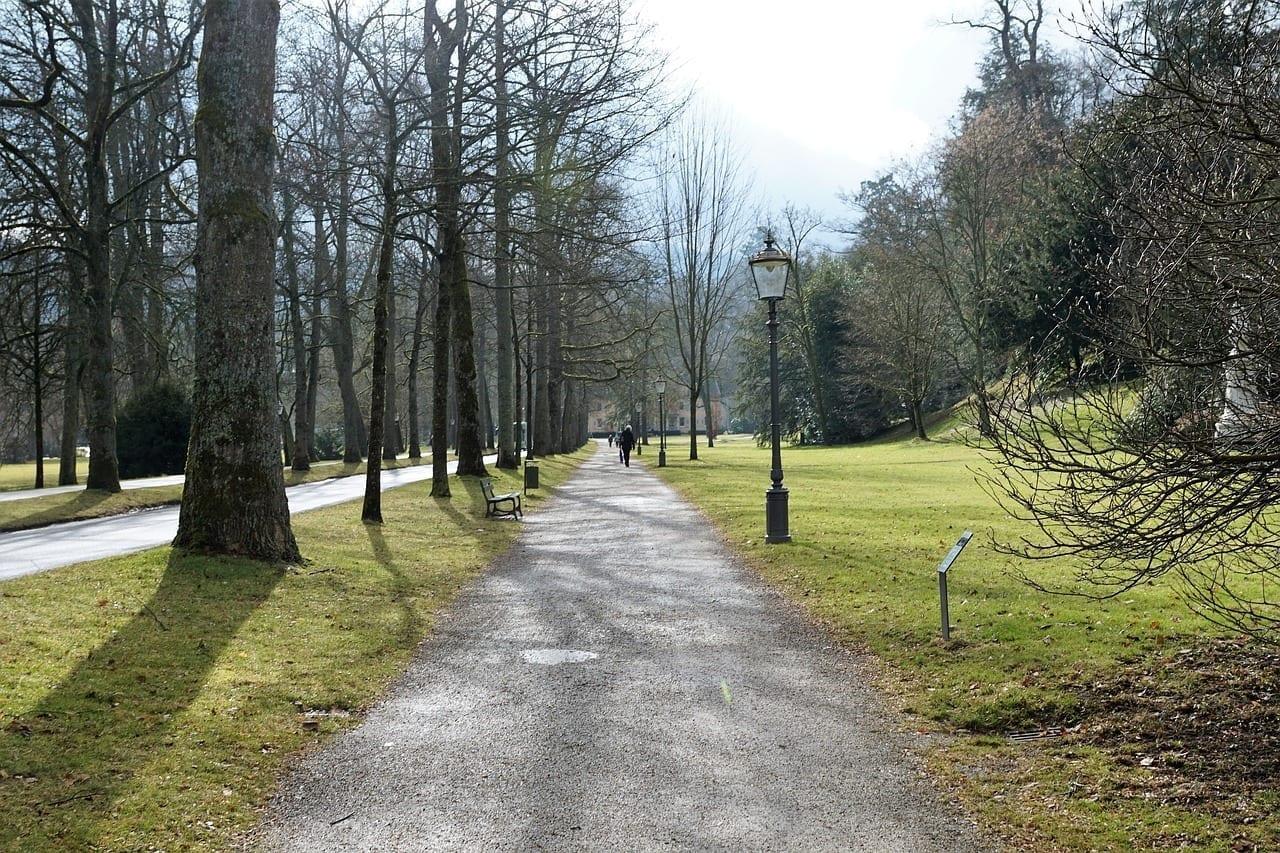 Baden Baden Parque La Naturaleza Austria
