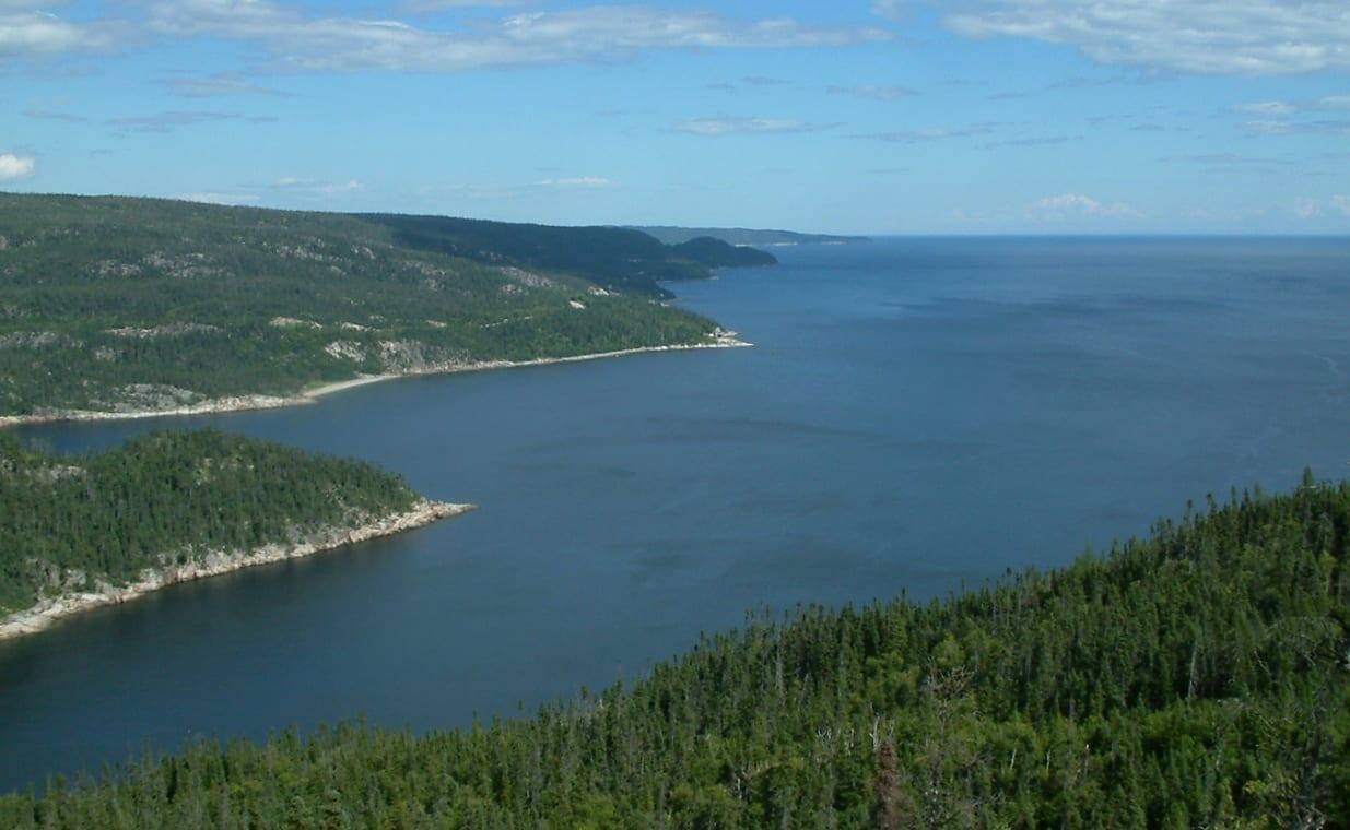 Bahía de St-Pancrace Baie-Comeau Canadá