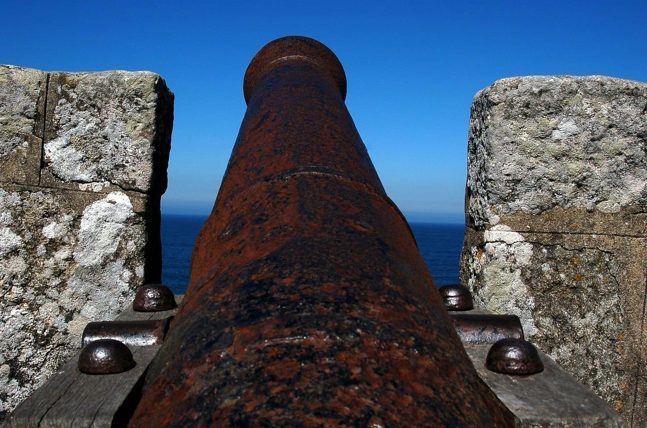 Baiona Galicia Mar España
