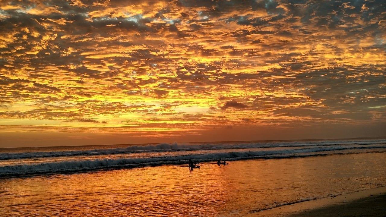 Bali Kuta Playa Indonesia