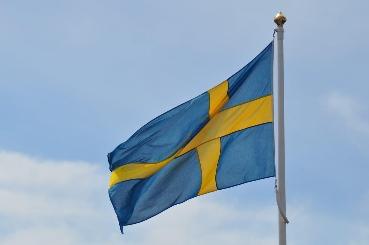 Bandera Suecia Bandera Sueca España