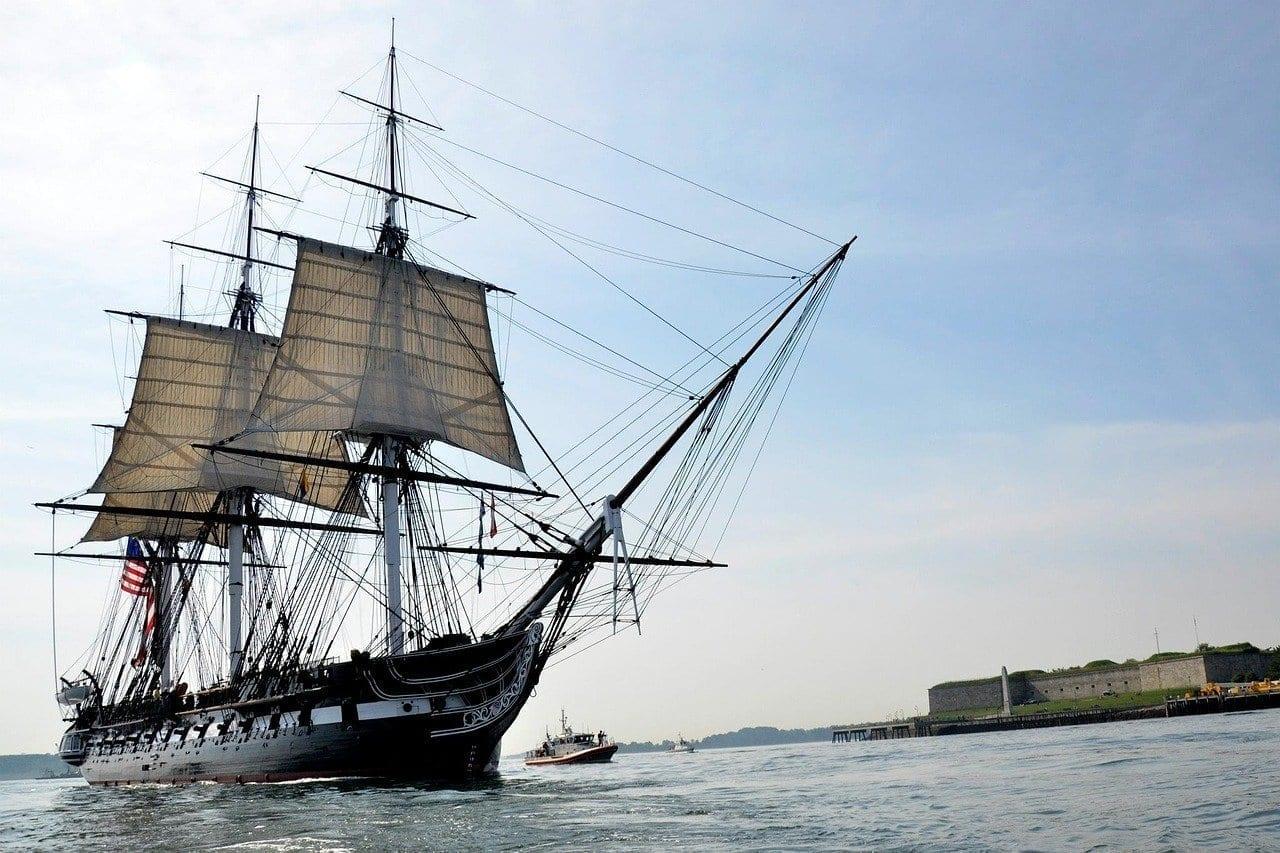 Barco De Altura Fragata Portugal