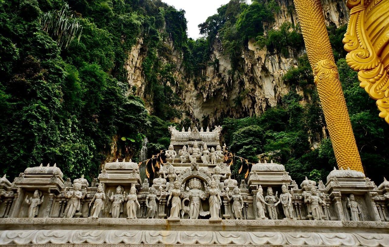 Batu Malasia Asia Indonesia