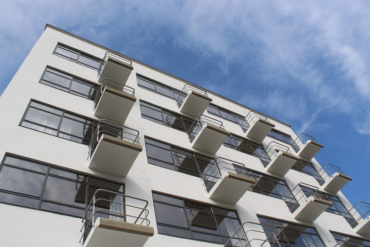 Bauhaus Dessau Arquitectura Alemania