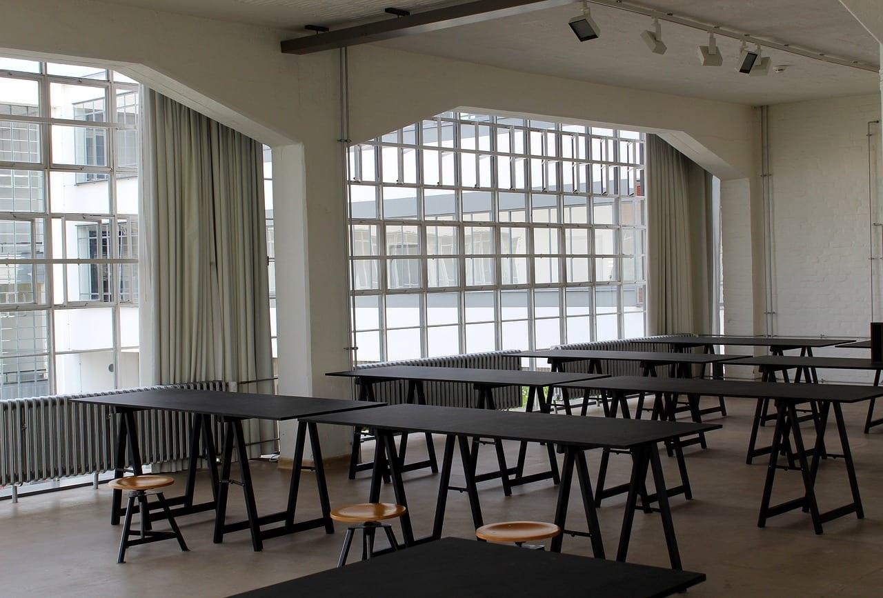 Bauhaus Dessau Gropiusbau Alemania