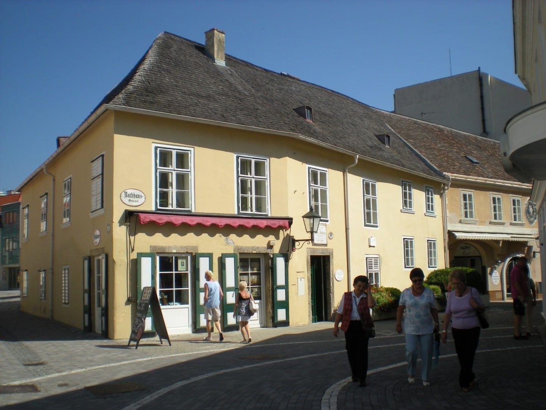 Beethovenhaus Baden Austria