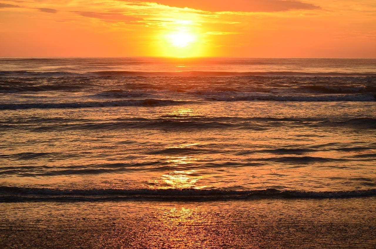 Beira Mar Sol Playa Mozambique