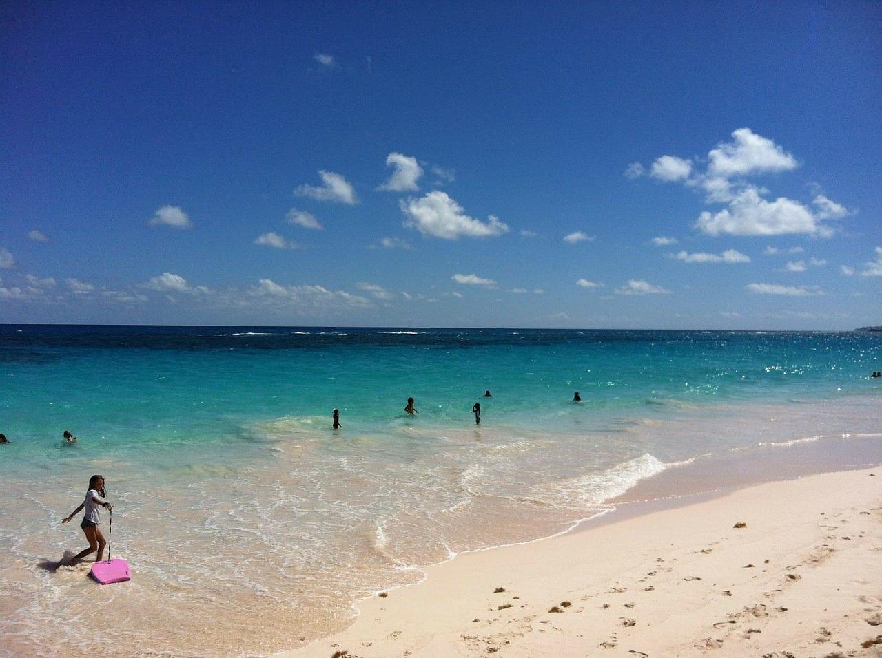 Bermudas Océano Mar Bermudas