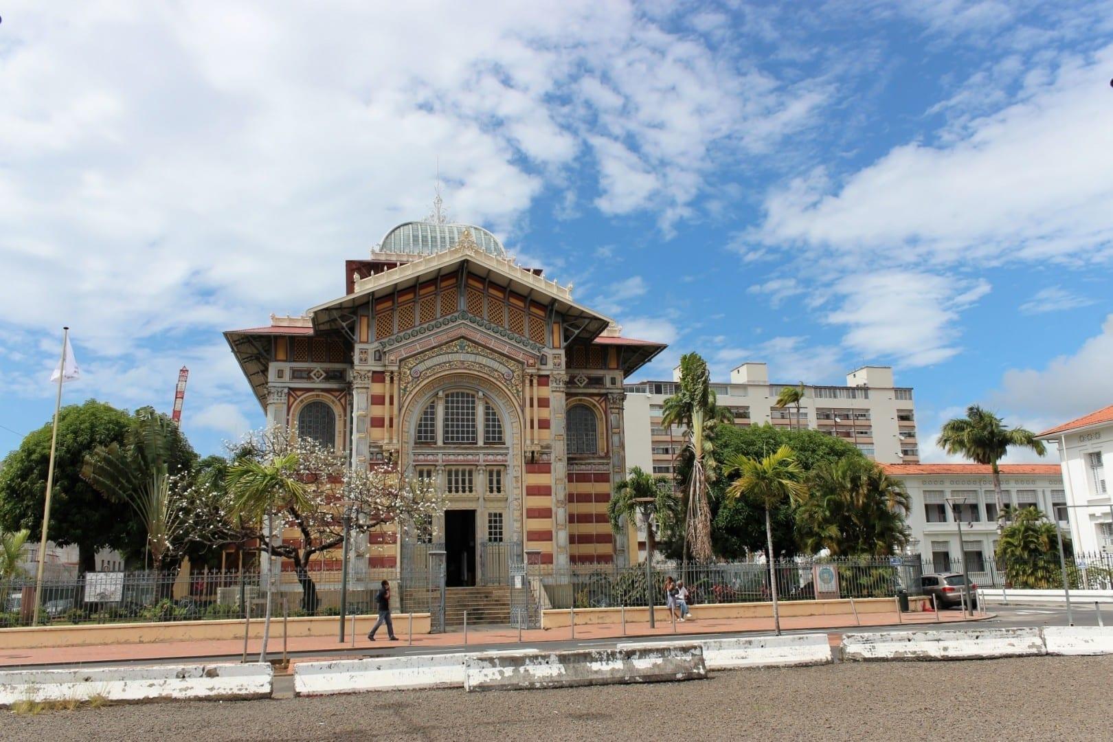 Biblioteca Schoelcher Fort de France Martinica