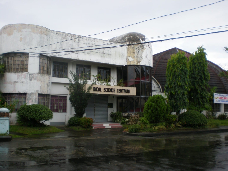 Bicol Science Centrum Naga Filipinas