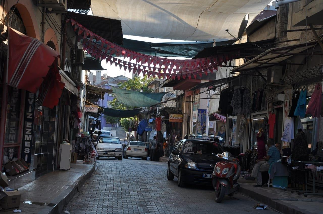 Burdur Yukarı Pazar Burdur Turquía
