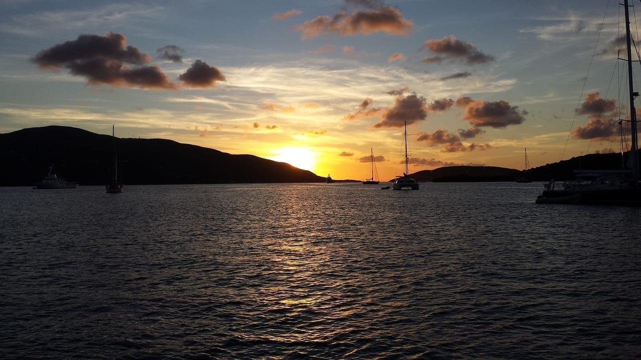 Bvi Islas Vírgenes Británicas Vela Islas Vírgenes del Reino Unido
