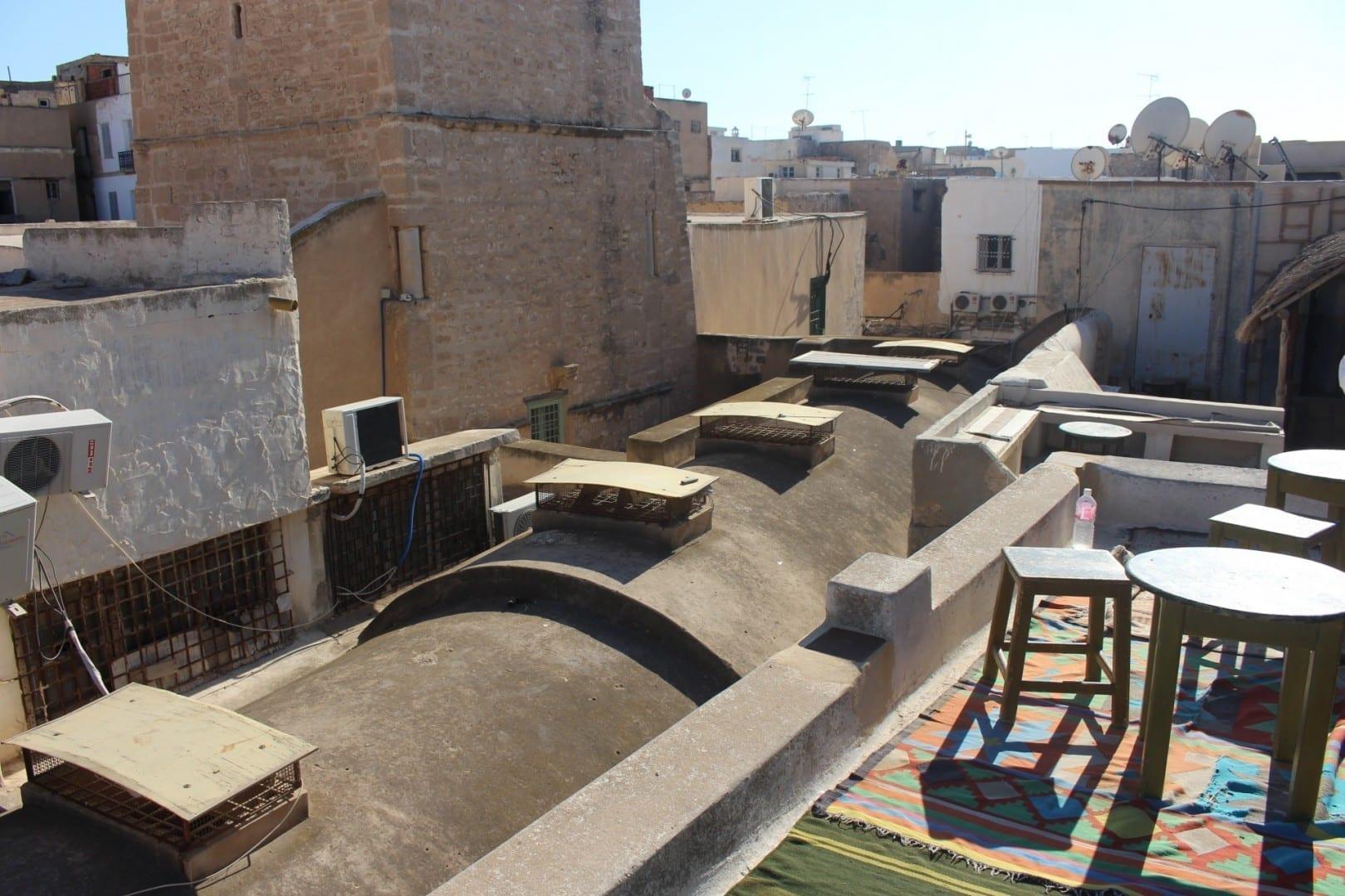 Café Kamour Sfax Túnez