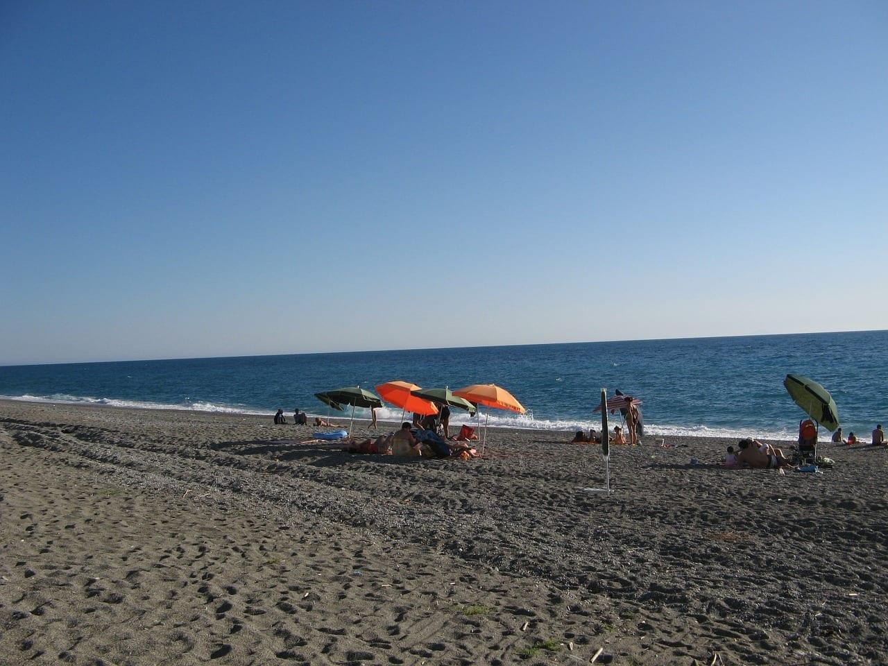 Calabria Belmonte Calabro Playa España