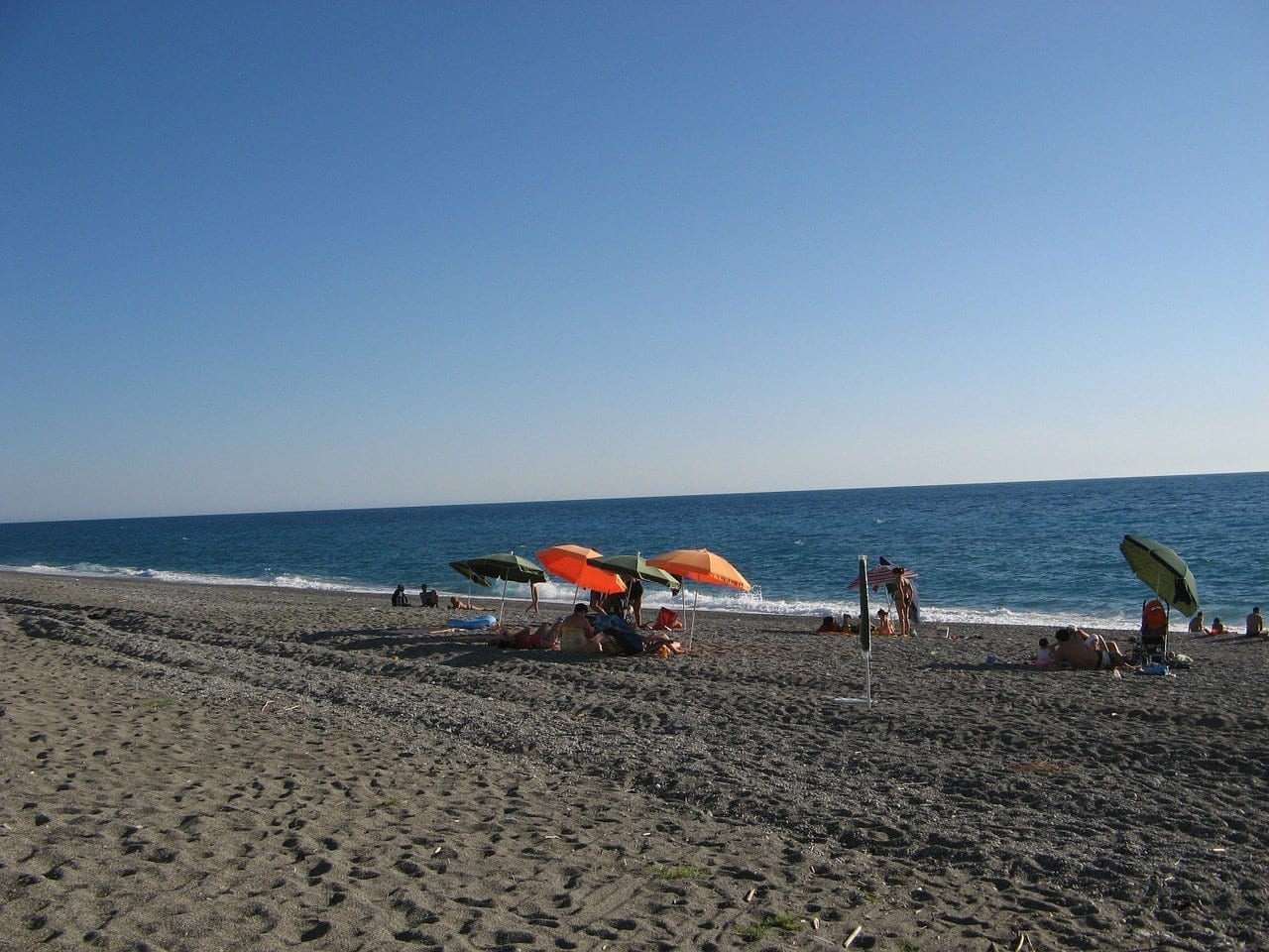 Calabria Belmonte Calabro Playa Portugal