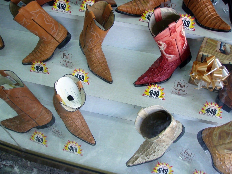 Calzado barato Nogales México