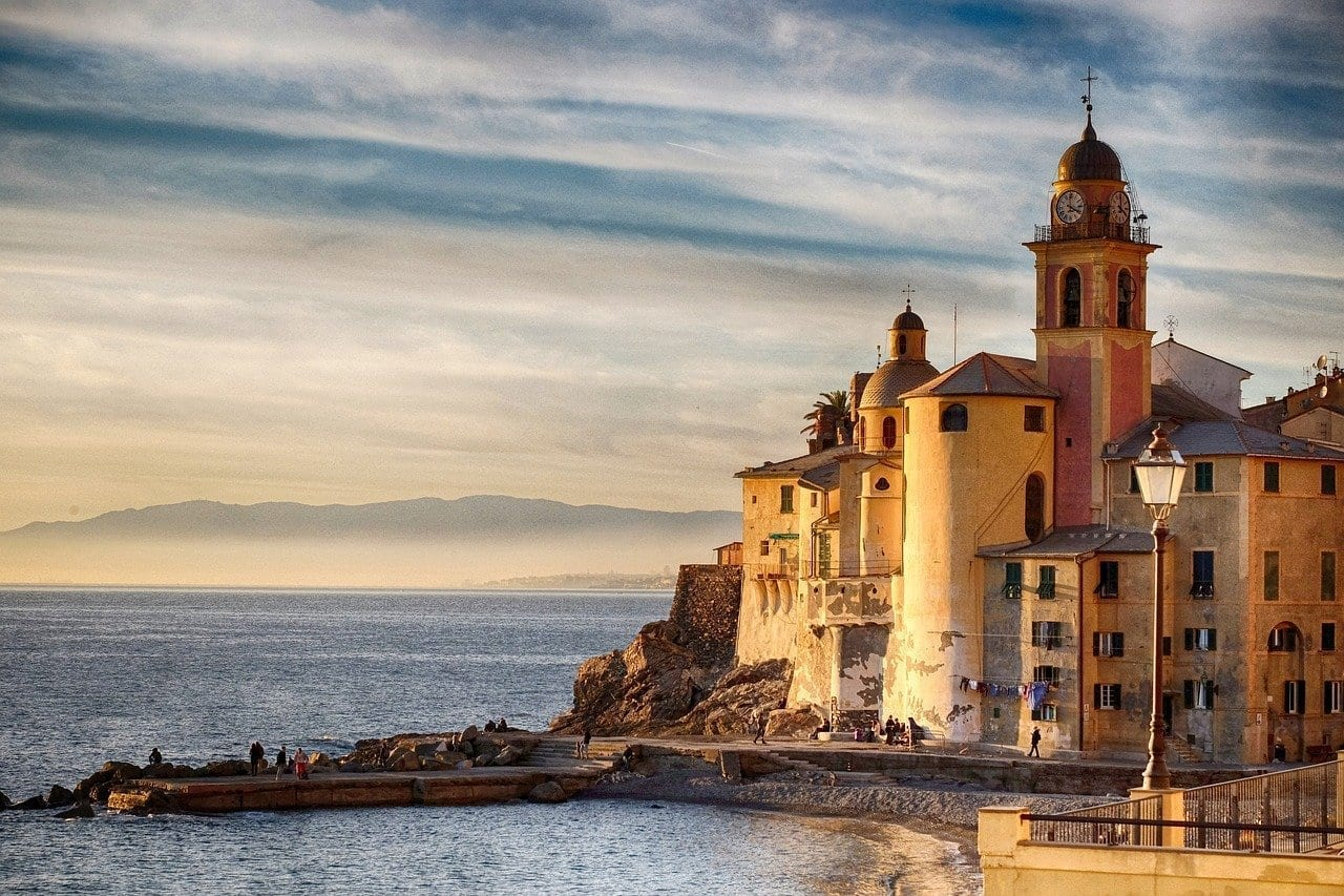 Camogli Liguria Italia Italia