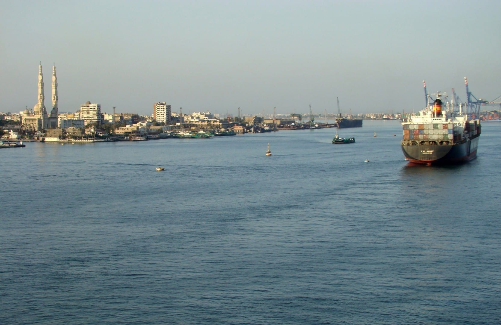 Puerto Said