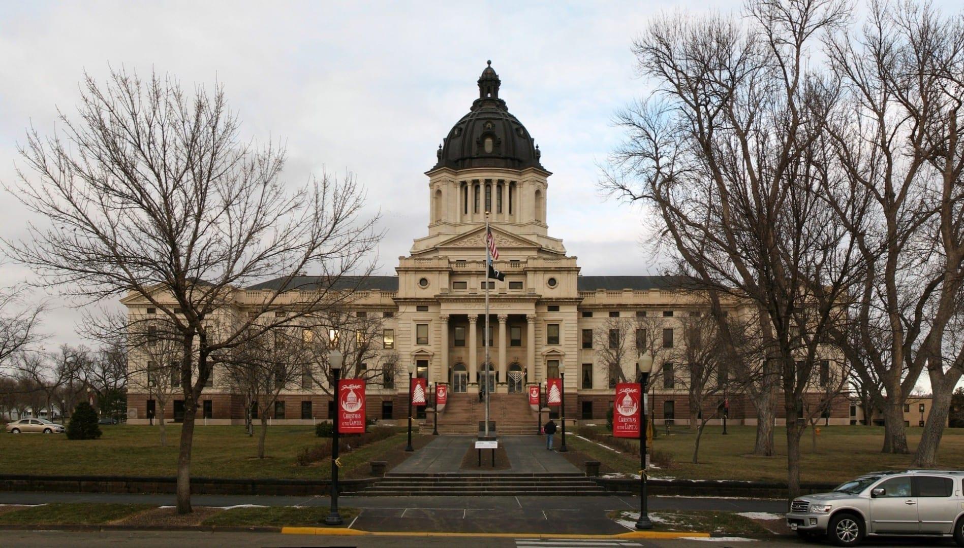 Capitolio del Estado de Dakota del Sur Pierre (Dakota del Sur) Estados Unidos
