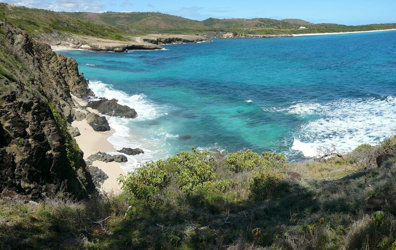 Caribe Martinica Mar Martinica
