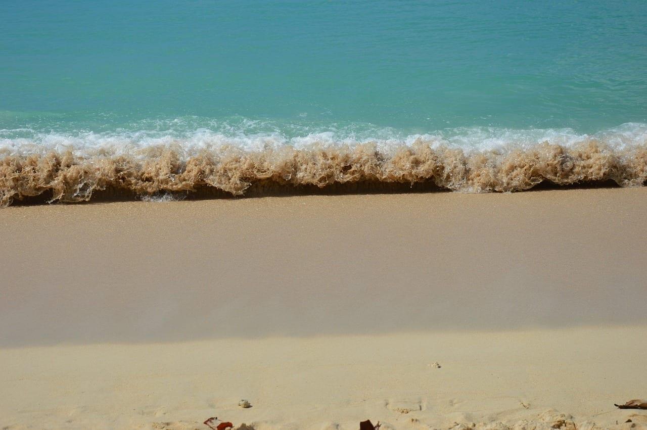 Caribe Playa De Arena Guadalupe España