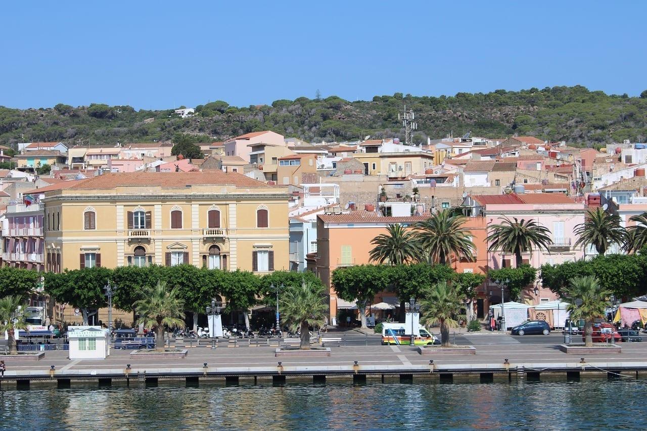 Carloforte Sardinia Italia Italia