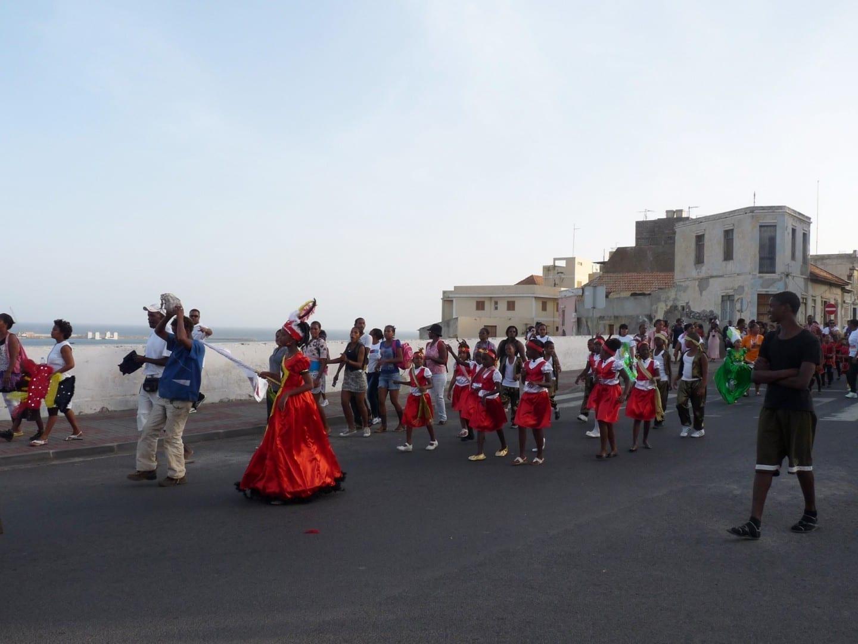 Carnaval Praia (Isla de Santiago) Cabo Verde