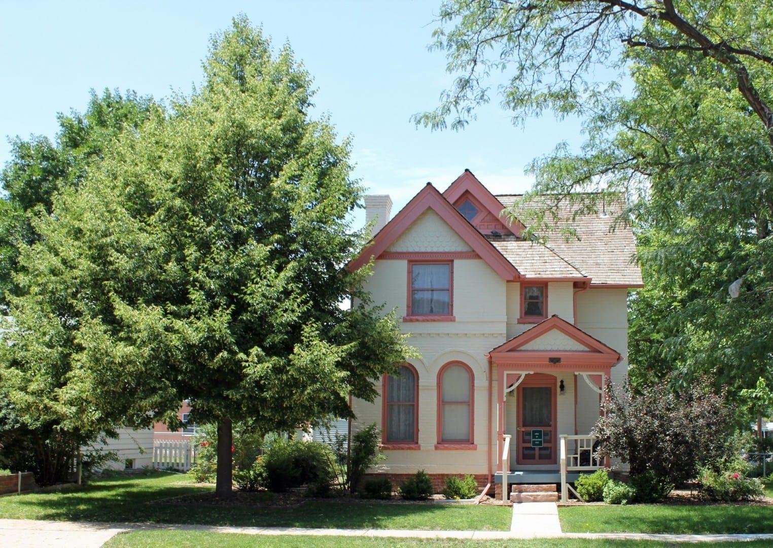 Casa Blanche A Wilson Aurora CO Estados Unidos