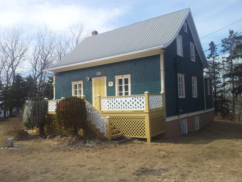Casa Horace-Bouffard Matane Canadá