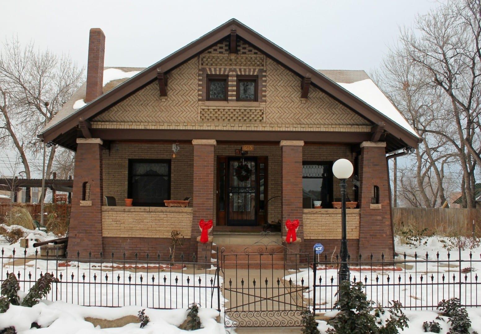Casa M.J. Lavina Robidoux Aurora CO Estados Unidos