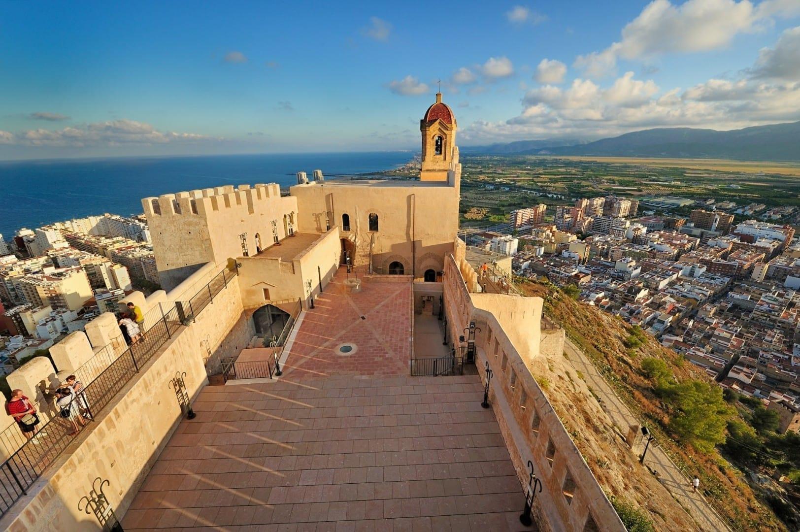 Castell de Cullera Cullera España