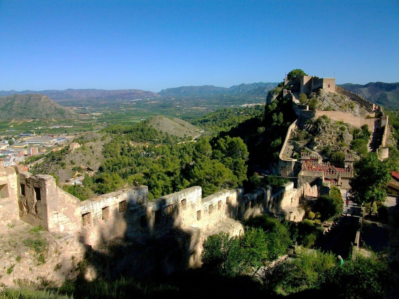 Castell de Xàtiva Xativa España