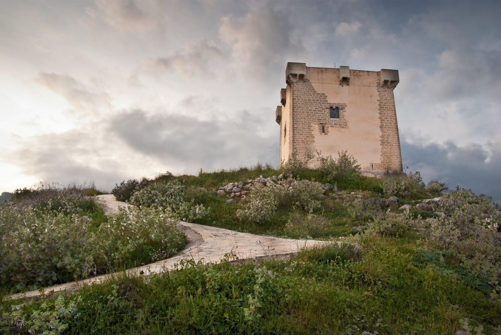 Castillo de Cocentaina Cocentaina España