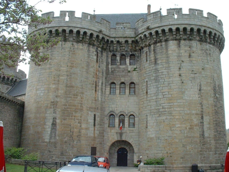 Castillo de los Duques, Alençon Alenzón Francia