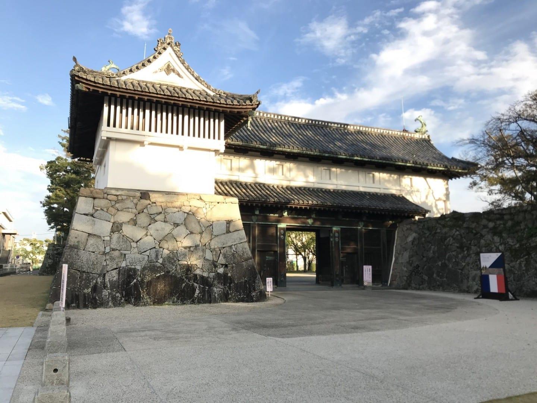 Castillo de Saga Saga Japón