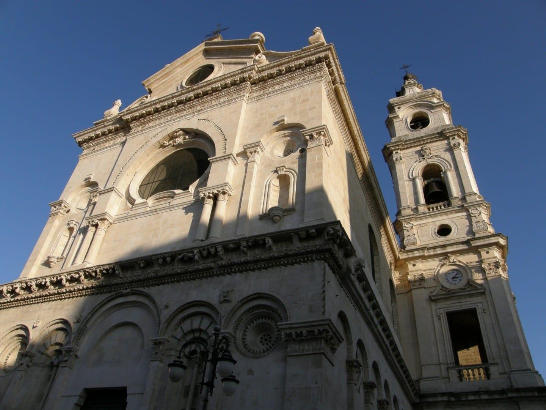 Catedral de Foggia Foggia Italia