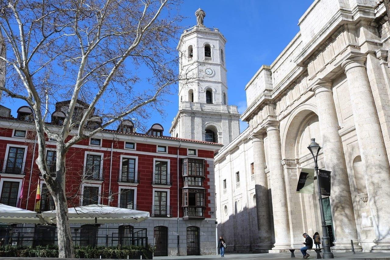 Catedral Valladolid Arquitectura México
